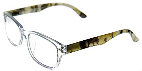 7960913de6c85 Aloha Eyewear Tek Spex 8005 Unisex Dual-Focus Progressive No-Line Aviator  Reading Glasses