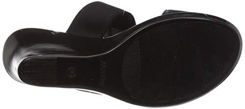BATA Women's Lycra Slip on Fashion Slippers