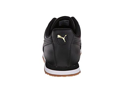 Puma - Zapatillas para hombre Negro (Black/gum)