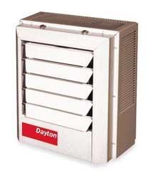 Dayton 2YU59 UNIT HEATER, 3 kW, 480 V