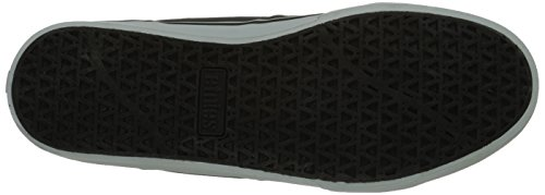 EtniesFader Ls Vulc - skateboarding hombre gris - Grey (Grey/Grey/Black)