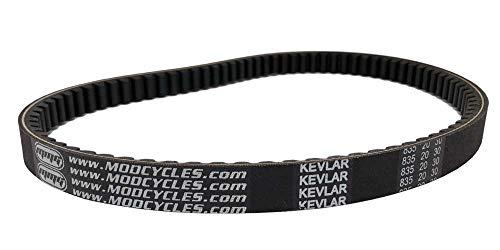 MMG V-Belt CVT Drive Belt KEVLAR 835 20 30 fits GY6 125cc 150cc Motorcycle Scooter
