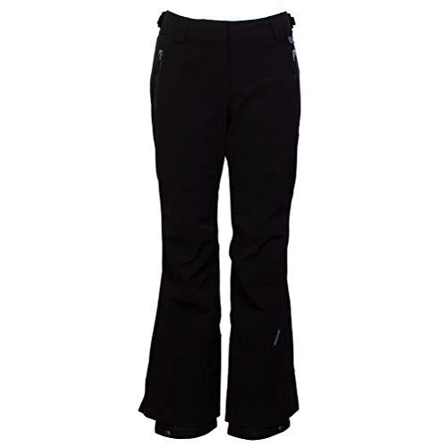 KARBON Womens Meridian Pant, 8, Black (Womens Meridian Pant)