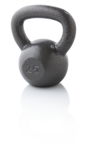 Weider Kettlebell Weight, 25-Pound