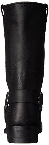 AdTec Men's 11 Inch Harness Motorcycle Boot, Black, 12 M US by Adtec (Image #2)
