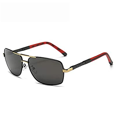 FeliciaJuan Polarized Sports Sunglasses Driving 100% UV Protection for Men Or Women