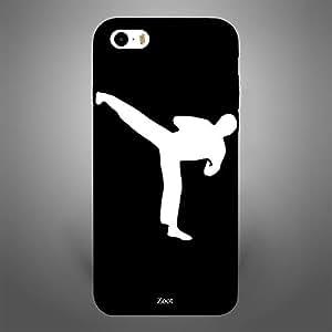 iPhone SE Karate BnW
