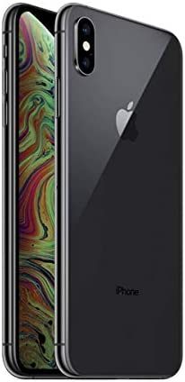 Apple iPhone XS Max, 512GB, Space  Gray - For Verizon (Renewed)