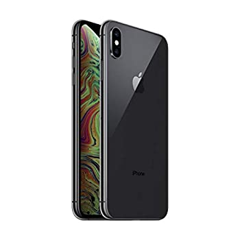 Image of Apple iPhone XS Max, 64GB, Space Gray - For Verizon (Renewed) Carrier Cell Phones