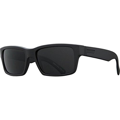 VonZipper Fulton Sunglasses  Black Satin with Grey Lens