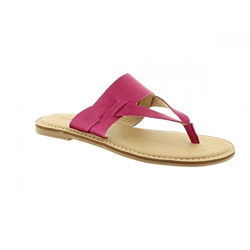 Sheafe Thong Sandal A14JO - Vivacious Pink