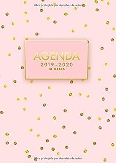 Legami AG160343 - Agenda semanal 16 meses pequeña con ...