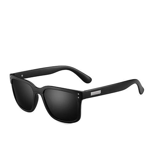 Gafas Matte C2 Orientación Hombres C3 para Sunglasses Marrón de polarizadas Viajar de Hombre Las para Smoke Sol la Sol Gafas de Black Marrón TL Gafas wBq8Fx1w