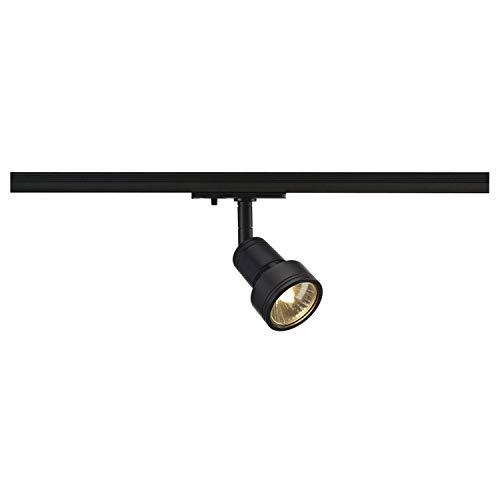 SLV LED 1-Fase Spot Puri   Draai- En Draaibare Railspot, Led-Spot, Plafondspot, Plafondlamp, Railsysteem…