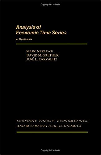 Analysis of Economic Time Series. A Synthesis