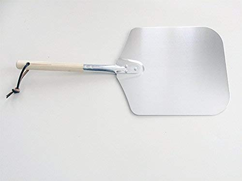 Aluminium pizza/broodschep/heber/glijbaan 67 cm ovengrill