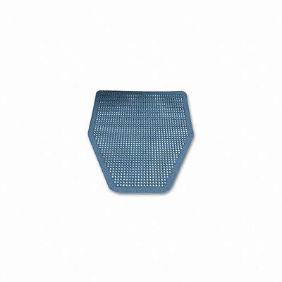 "Impact IMP 1525 17-1/2"" Width, 20-3/8"" Depth Disposable Washroom Floor Mat For Urinal"