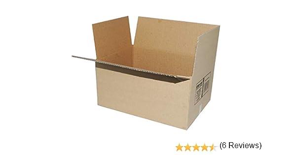 Cajas de Cartón, Cajas de Mudanza y Envíos Postales Pack de 12 ...