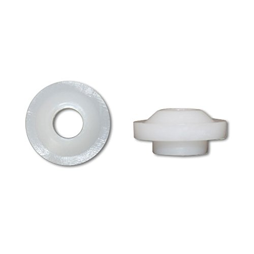 Cap / Guide, 1/4 I.D. - 3/4 O.D. Nylon Replacement Closet Part