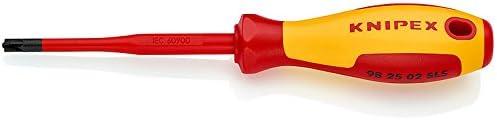 Slim Plusminus Phillips ® Brüniert VDE 212 Knipex 98 24 02 SLS Tournevis