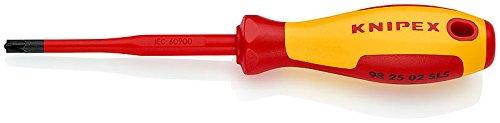 Knipex 98 25 02 SLS Schraubendreher (Slim) Plusminus Pozidriv 212 mm, 1 Stü ck