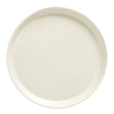- Serving Camtray, Round, 11'' Diameter, Fiberglass, Aluminum Reinforced Rim, Cottage White, Nsf (12 Pieces/Unit)