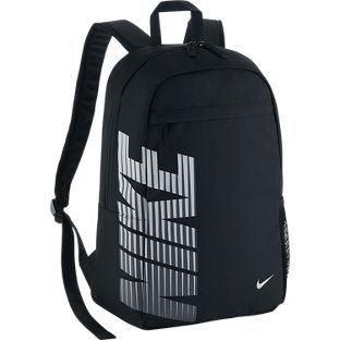Nike Classic Sand Backpack - Black.  Amazon.co.uk  Luggage d9240b2a3a35f