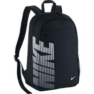 Nike Classic Sand Backpack - Black.  Amazon.co.uk  Luggage bd03fea0d445c