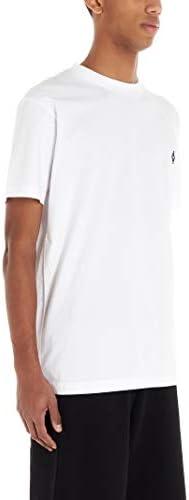 MARCELO BURLON Fashion Man CMAA018R20JER0110110 White Cotton T-Shirt | Spring Summer 20