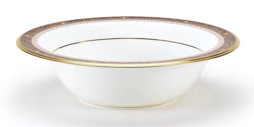 Noritake Xavier Gold Round Vegetable (Xavier Gold Dinnerware)