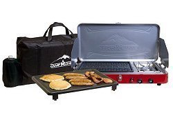 Camp Chef Rainier Camper's Combo - Grill/Griddle/Stove by...