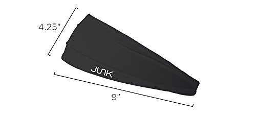 JUNK Brands, Headband, Big Bang Lite, White Noise One Size Fits Most by JUNK Brands (Image #3)