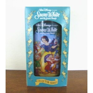 Burger King King - Disney's Snow White Burger King Collector's Glass 1994