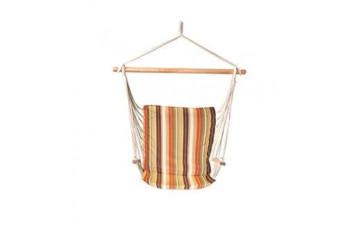 Patio Bliss REVERSIBLE Metro Chair - Green Stripe ()