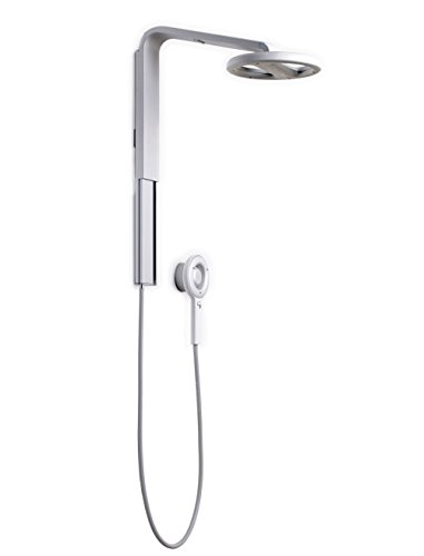 Nebia Spa Shower: Luxury Water Innovation. Sustainable Atomizing Shower System with 10