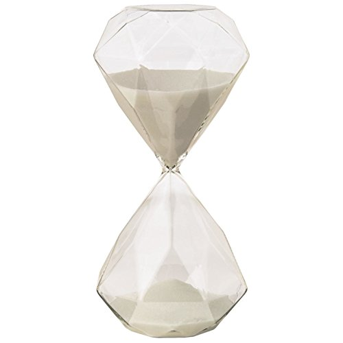 Heritage Glass Hourglass Decoration, Large by Hallmark