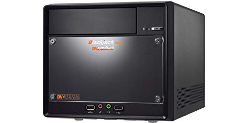 Digital WATCHDOG | DW-BJCUBE12T | BlackjackDW Spectrum Blackjack Cube Network Video Recorder, Intel i5 Processor, 1080p, 250 Watt, 100 Volt AC, 2.5 Amp, 12 TB