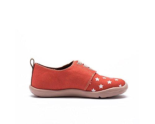 UIN Les étoiles Chaussures de toiles casual et à la mode orange pour enfant (petit enfant) dYvTAknKzh