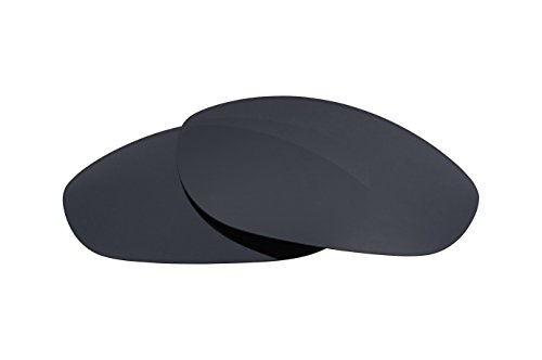 Replacement Lenses Compatible with OAKLEY Monster Dog Polarized Black Iridium