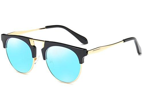 d531a283c21 Joopin Semi Rimless Polarized Sunglasses Women Men Retro Brand Sun Glasses.  By suncity.io 1st June 2018. SKU  N A.