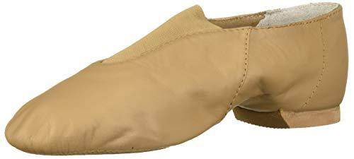 Bloch Girls' Super Jazz Shoe, Tan, 10 X US Toddler (Best Street Dance Shoes)