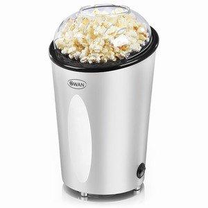 Swan Popcorn Maker | Hot Air Popcorn Maker, Fat Free Popcorn Maker | Popcorn Machine, Party Popcorn Maker, Popcorn Popper from Swan