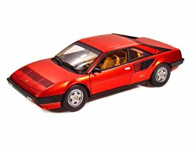 Ferrari Mondial 8 60th Anniversary Elite Edition 1/18 Anodized - Ferrari 60