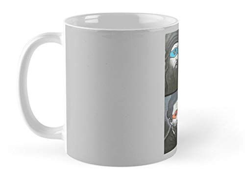 Ninja Turtles Renaissance 11oz Mug - Made from Ceramic - Great gift for family and friends