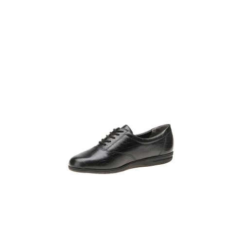 Zapatillas Deportivas Con Cordones Easy Spirit Para Mujer Motion Motion Black Cr