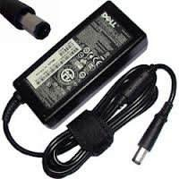 Dell Original Dell PA-21 65 Watt AC Power Adapter Supply Cord/Charger 19.5V 3.34A 65 Watt AC Adapter - Dell Inspiron 1750 Charger