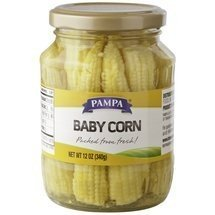 Pampa Baby Corn 12 Oz (Pack of 3)