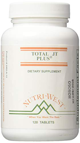 Nutri-West - Total JT Plus (Formerly Total Joint Support) - 120 ct ()