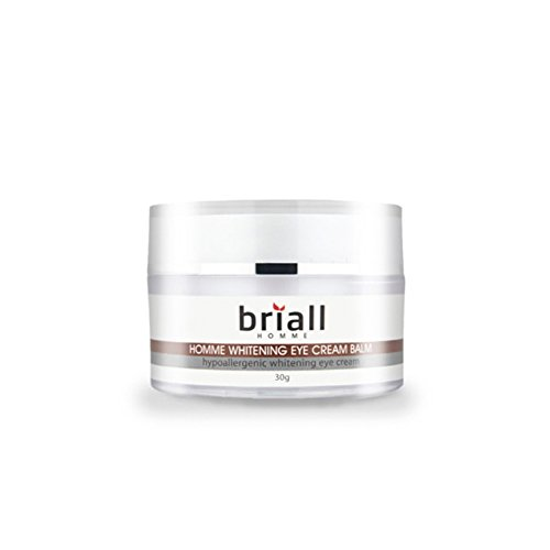 Briall Homme Men's Whitening Eye Cream Balm 30ml/1.01oz