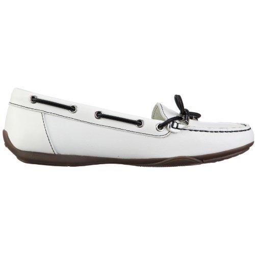 da Geox Scarpe Mocassino Donna Textil Lt Barca Snake n8r4Y8qWw